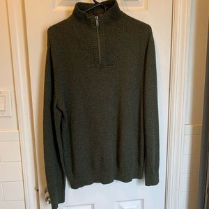 Calvin Klein Quarter Zip Sweater